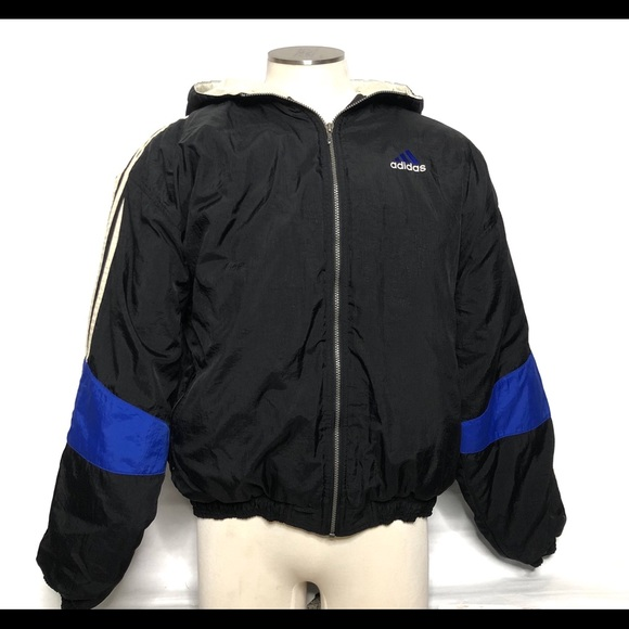adidas retro bomber jacket